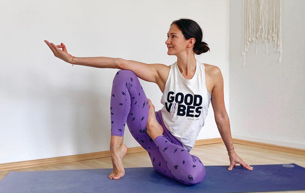 Wina Yoga Referenzen