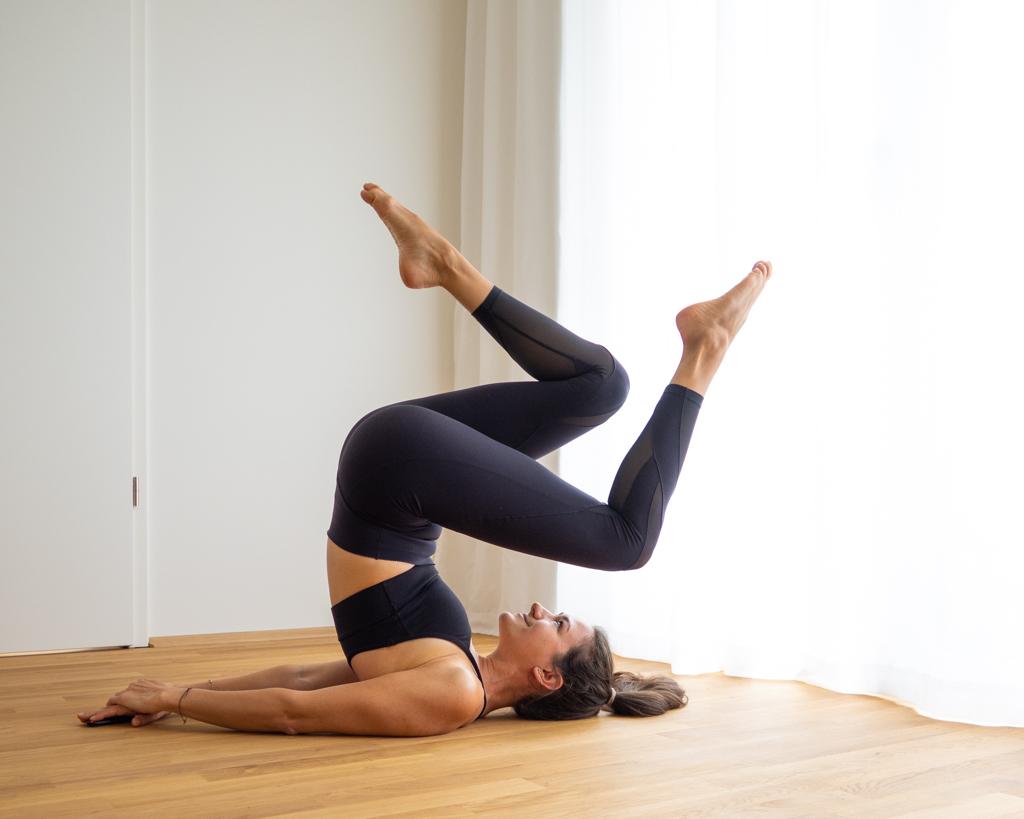 Wina Kraus Business Yoga Düsseldorf