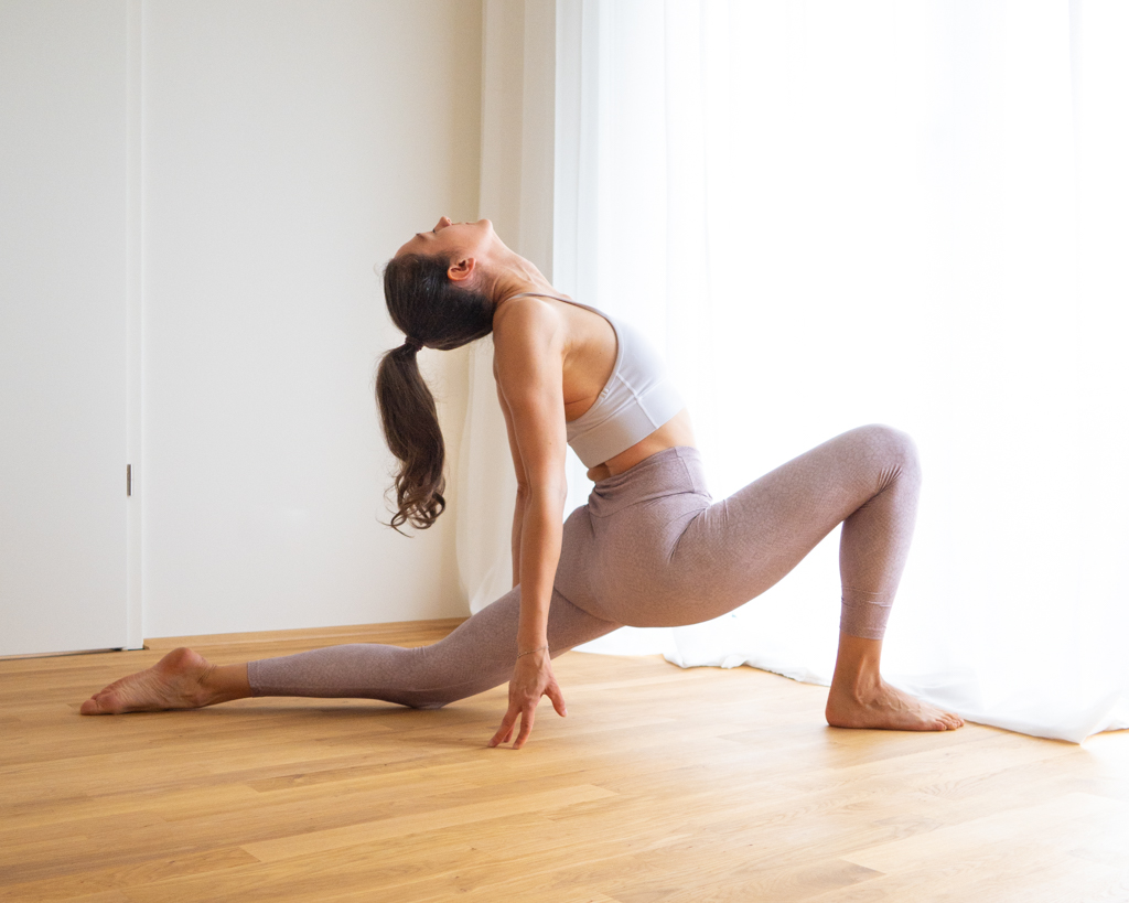 Wina Kraus Yoga Kursplan Düsseldorf